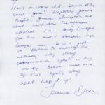 Impresii Joanna Drake 4-6.11.2011-2